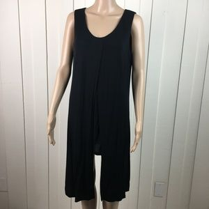 Cabi Black Beyond Tee Size Medium